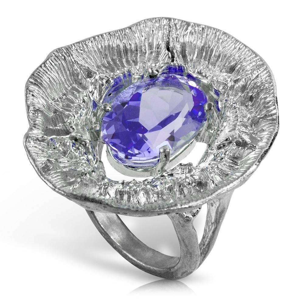 Barnacle Ring (Amethyst)