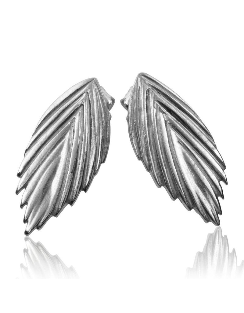 Sea Oats Earrings (Single)