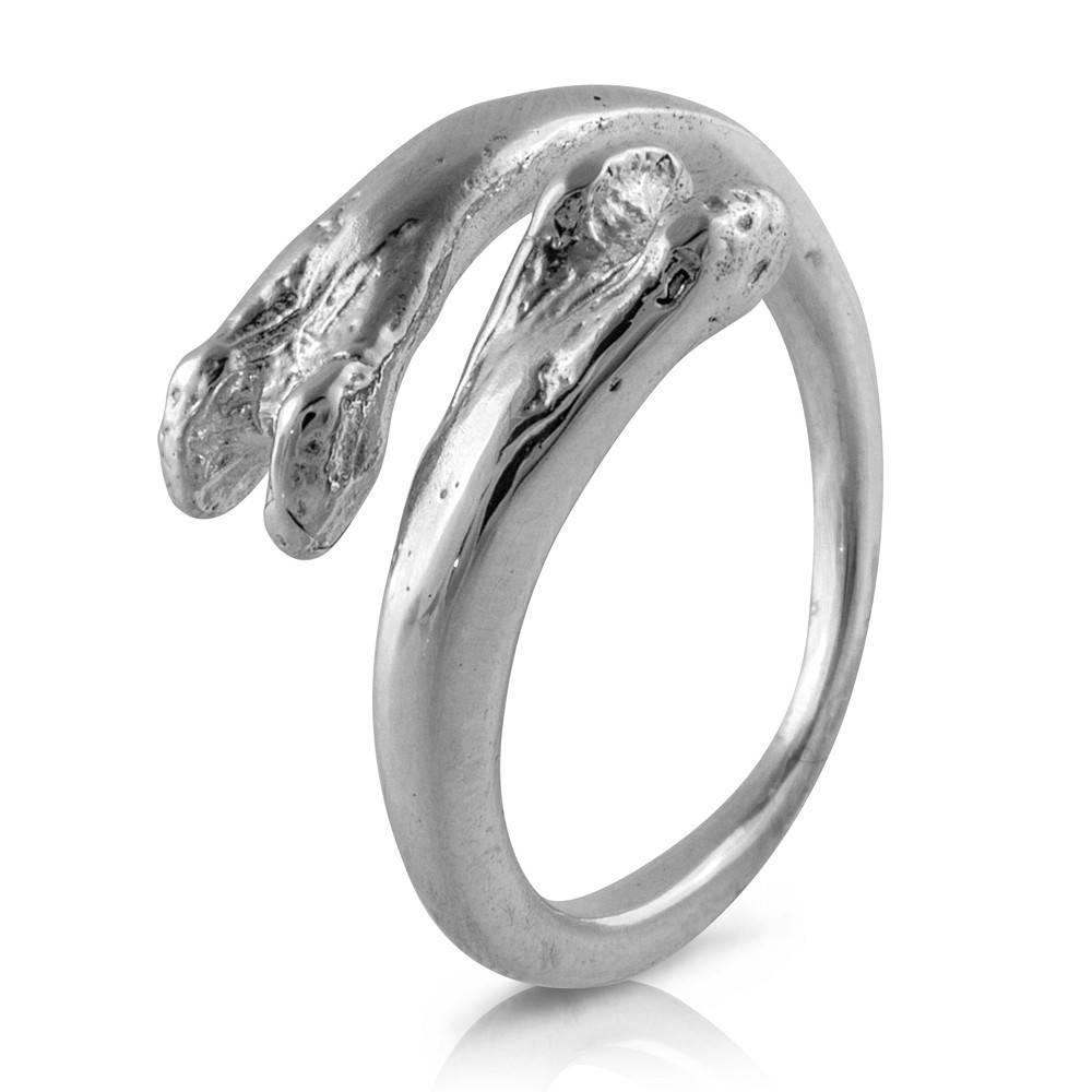 Raccoon Pecker Ring