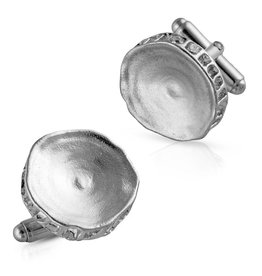 Shark Vertebrae Cufflinks