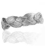 Sea Oats Cuff - Sterling Silver