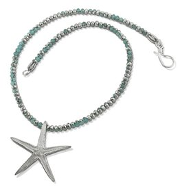Starfish Pendant Necklace (Large)