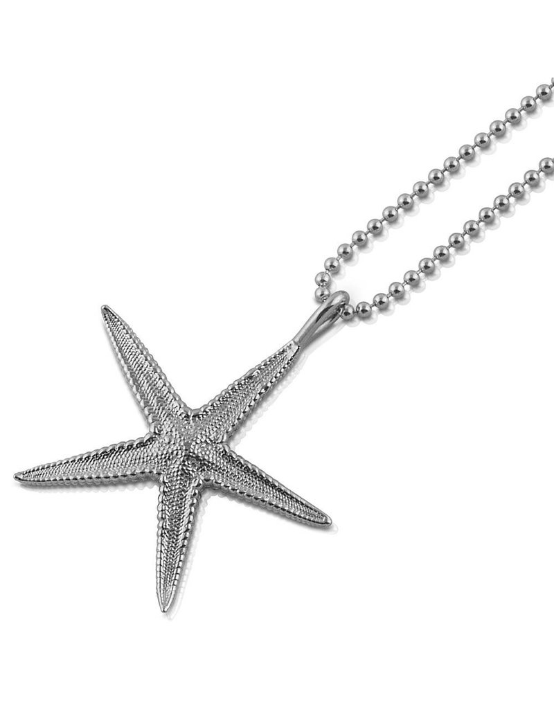 Starfish Pendant (Small)