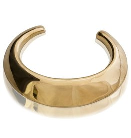 Boars Tusk Cuff (Large) Shiny