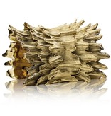 Spiny Murex Conch Cuff Double