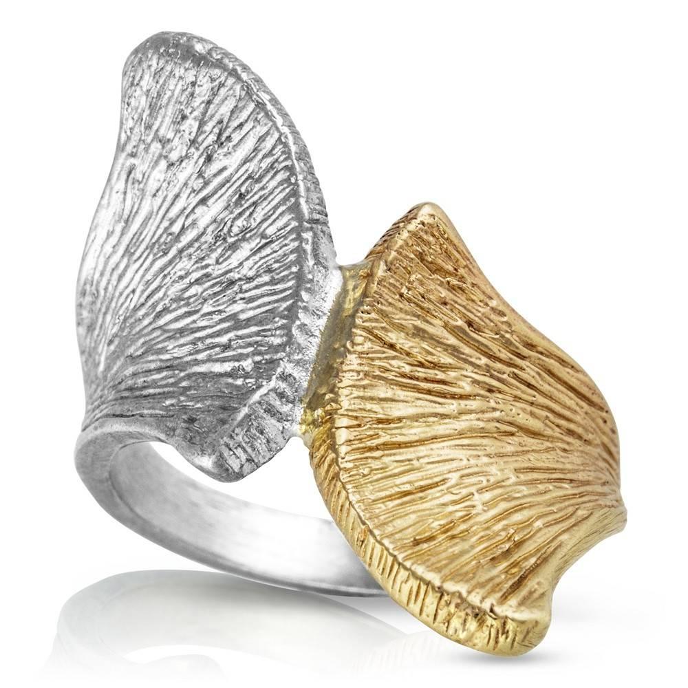 Armadillo Scapula Ring - Two Toned