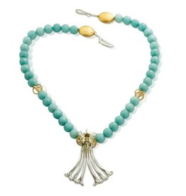 Gogo Logo Necklace
