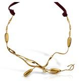 Seaweed Necklace - Vermeil