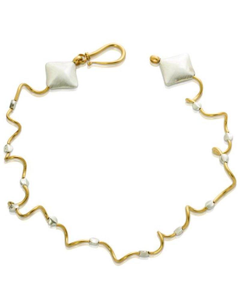 Worm Encasement Necklace