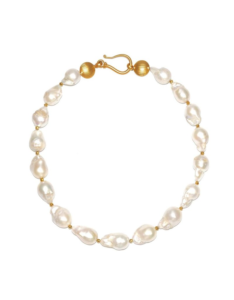 Baroque Pearl Strand - Medium
