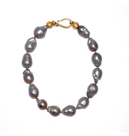 Baroque Pearls Strand - Large