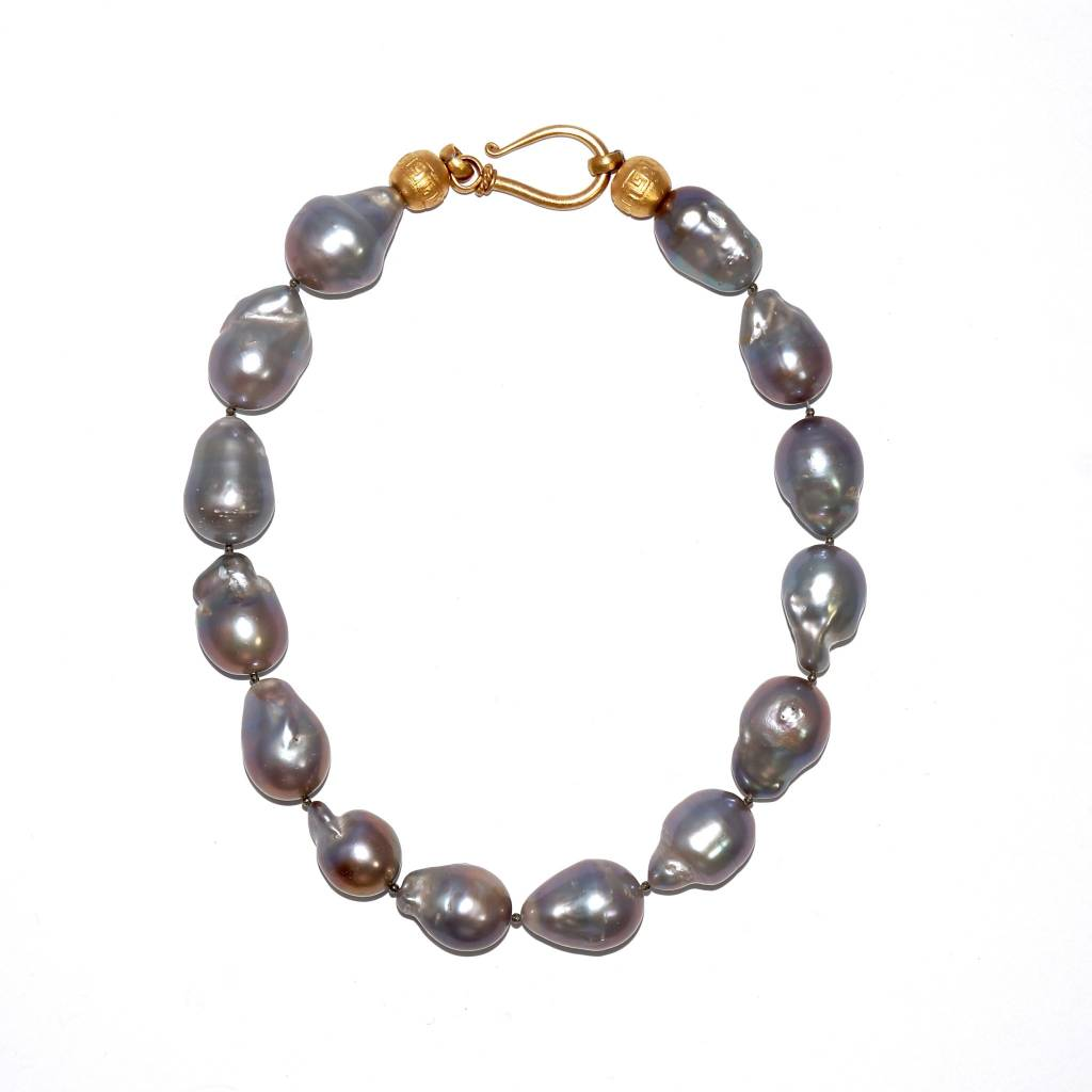 Baroque Pearl Strand - Large