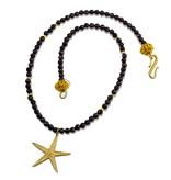 Starfish Pendant Necklace (Small)