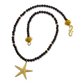Starfish Pendant Necklace (Small)