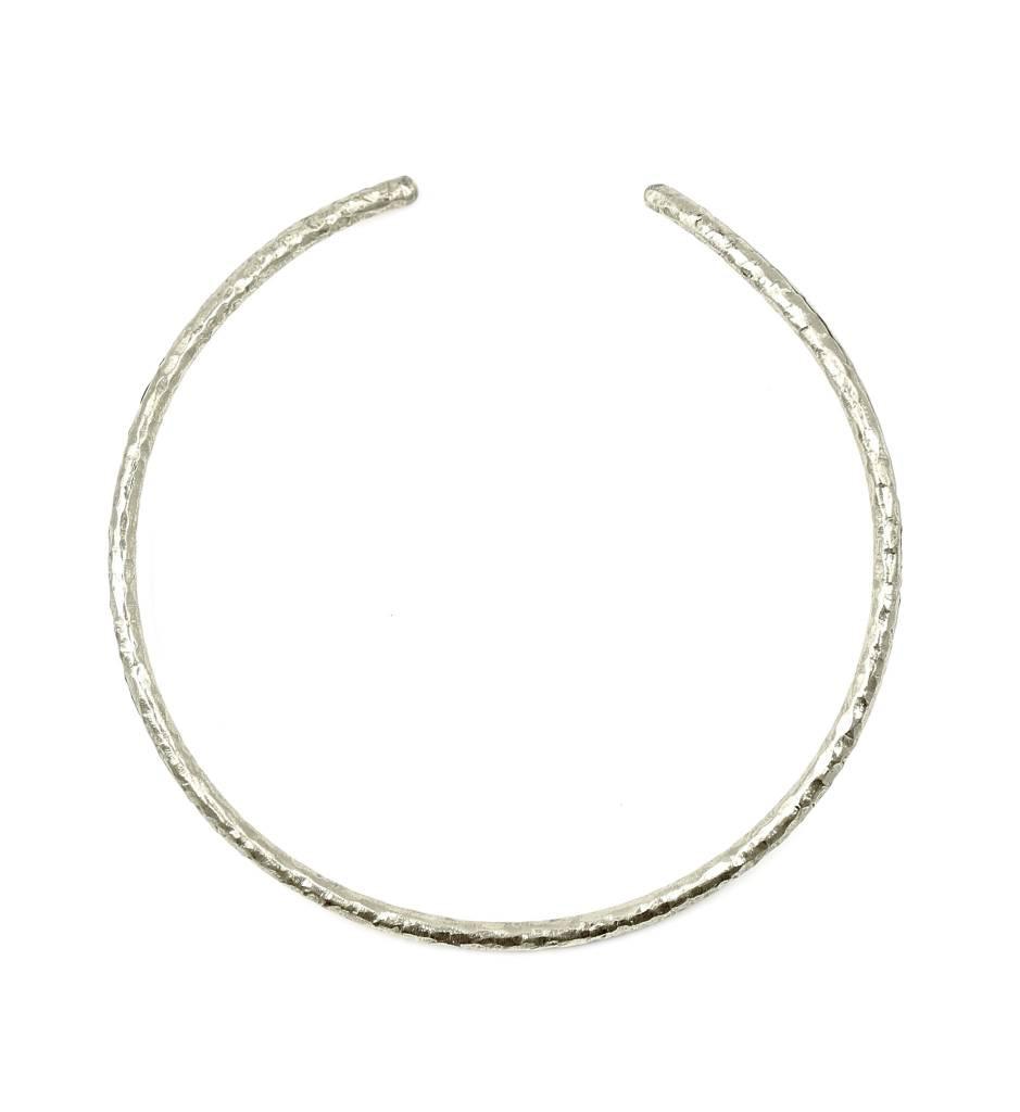 Branch Collar Necklace - Alpaca