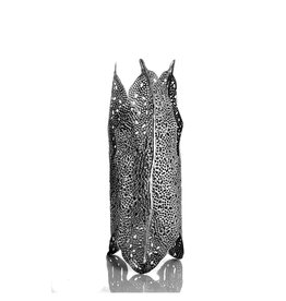 Sea Kelp Candle Votive - Alpaca - Mini (Oxidized)