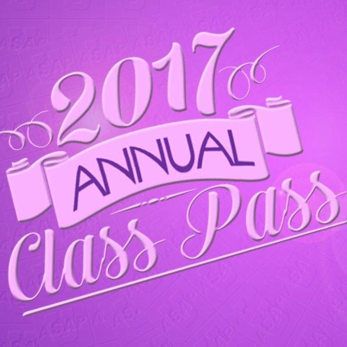ASAP Photo & Camera's 2017 Class Pass