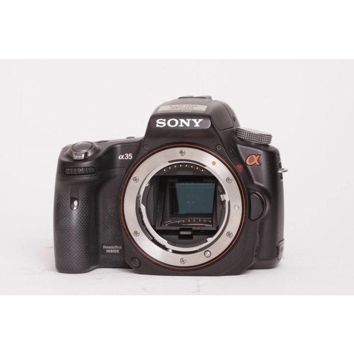 Sony a35 Body