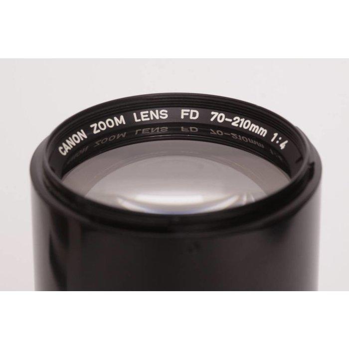 Canon FD 70-210mm f/4