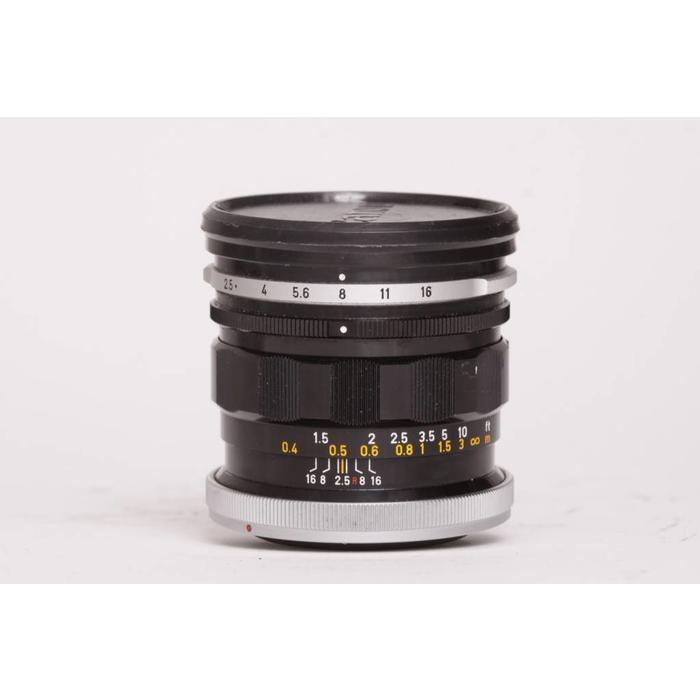 Canon FL 35mm f/2.5