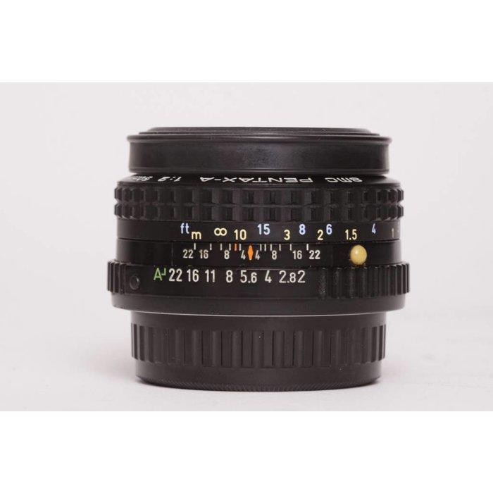Pentax A 50mm f/2 - K Mount