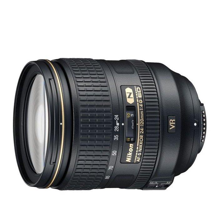 Nikon 24-120mm f/4 AF-S VR