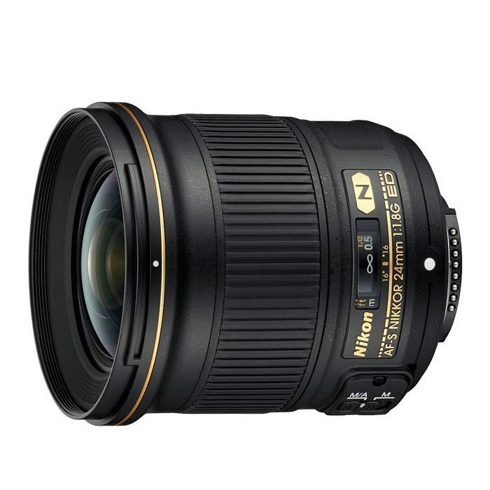 Nikon 24mm f/1.8 AF-S ED