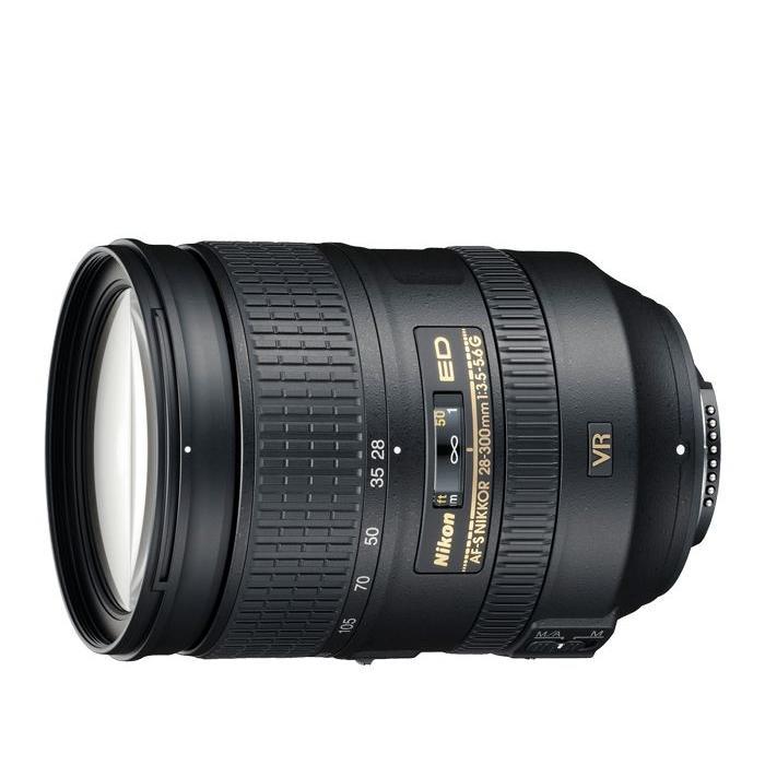 Nikon 28-300mm f/3.5-5.6 AF-S VR