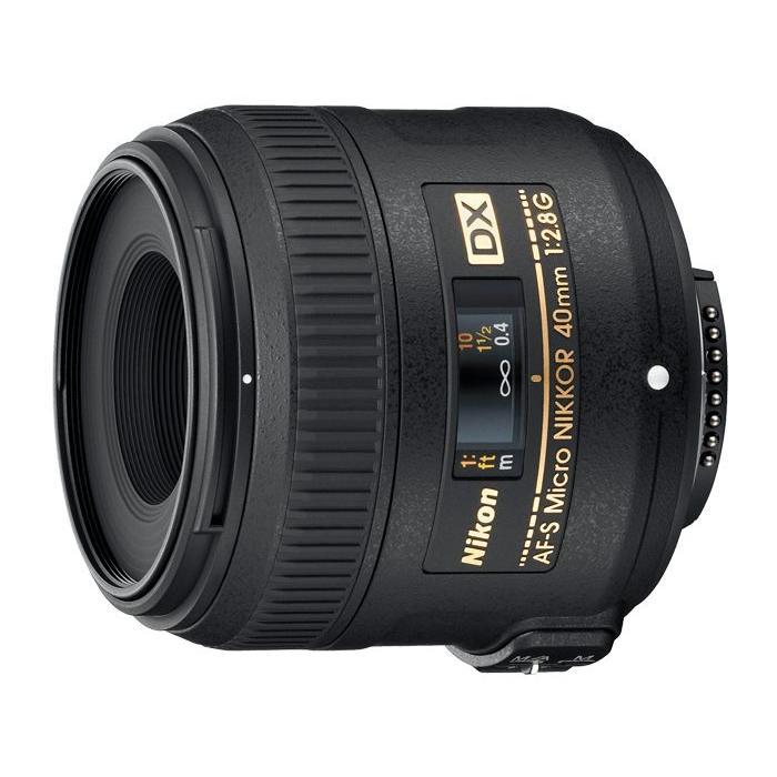 Nikon 40mm f/2.8G Micro AF-S