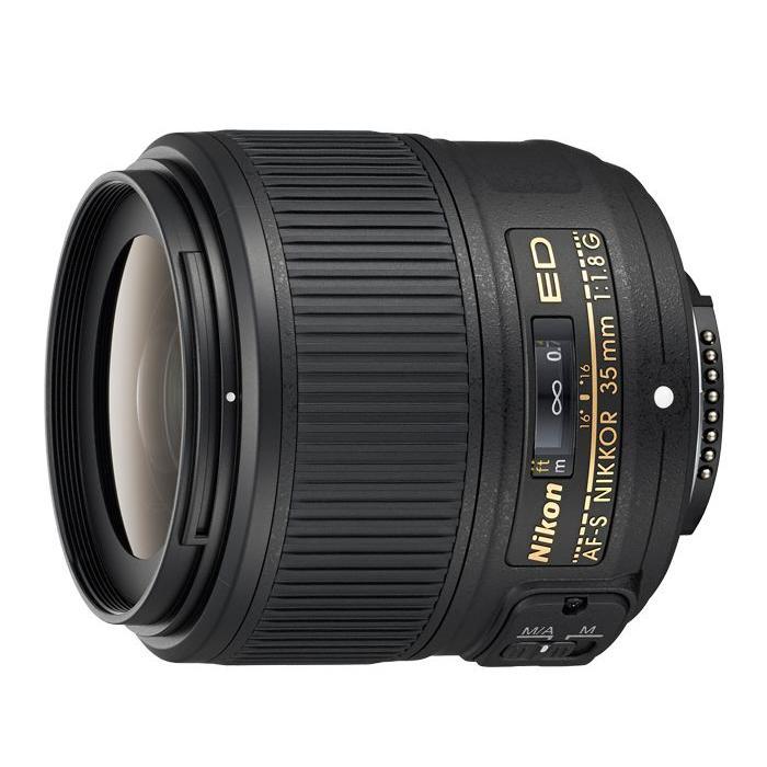 Nikon FX 35mm f/1.8 AF-S
