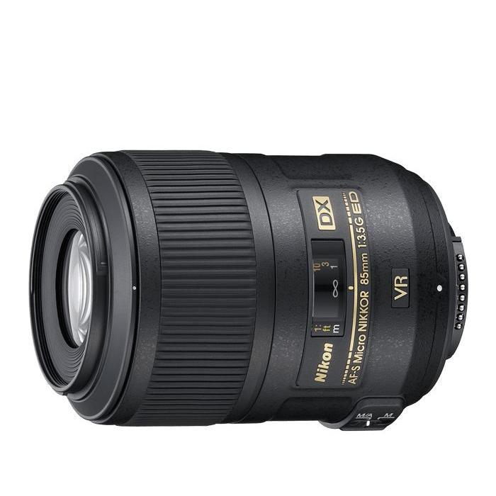 Nikon DX 85mm f/3.5 Micro AF-S VR