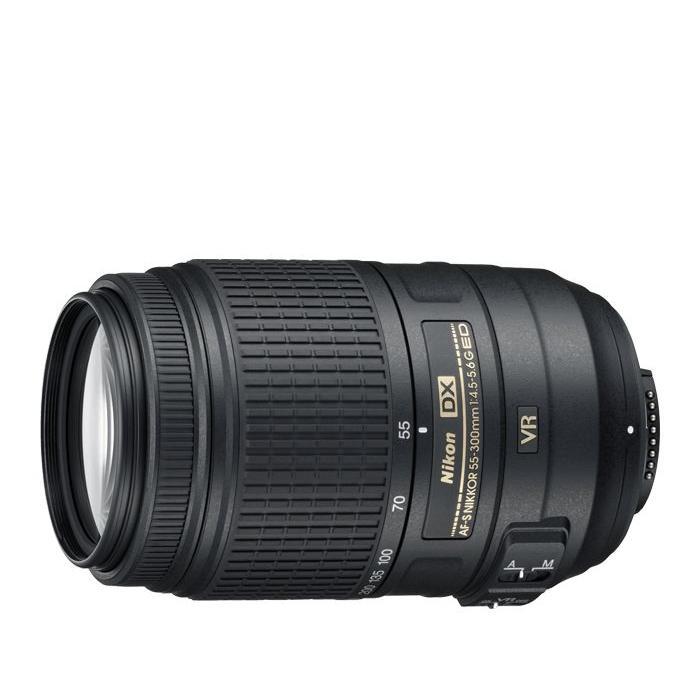 Nikon DX 55-300mm f/4.5-5.6 AF-S VR