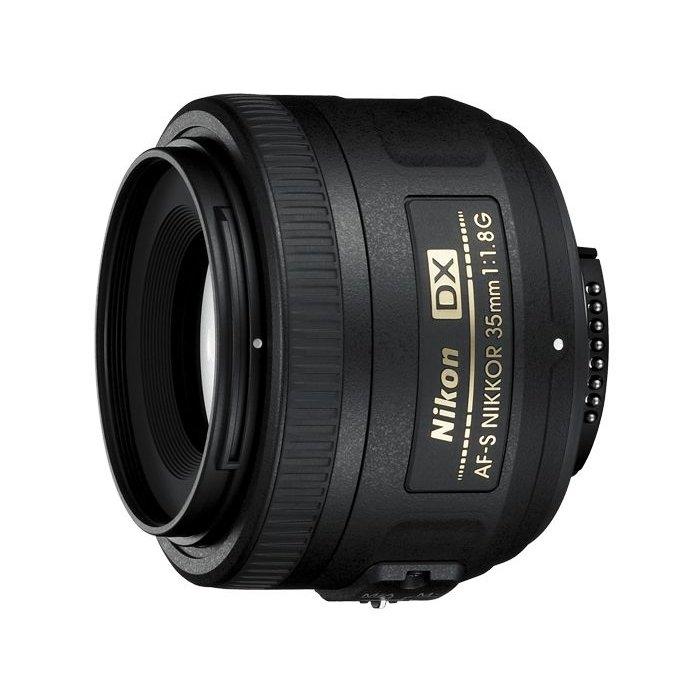 Nikon DX 35mm f/1.8 AF-S