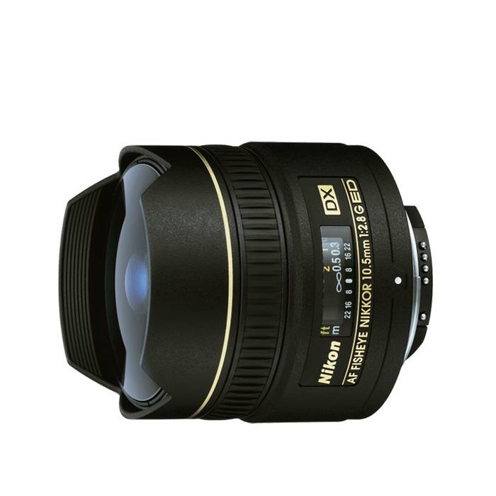 Nikon DX 10.5mm f/2.8 Fisheye AF