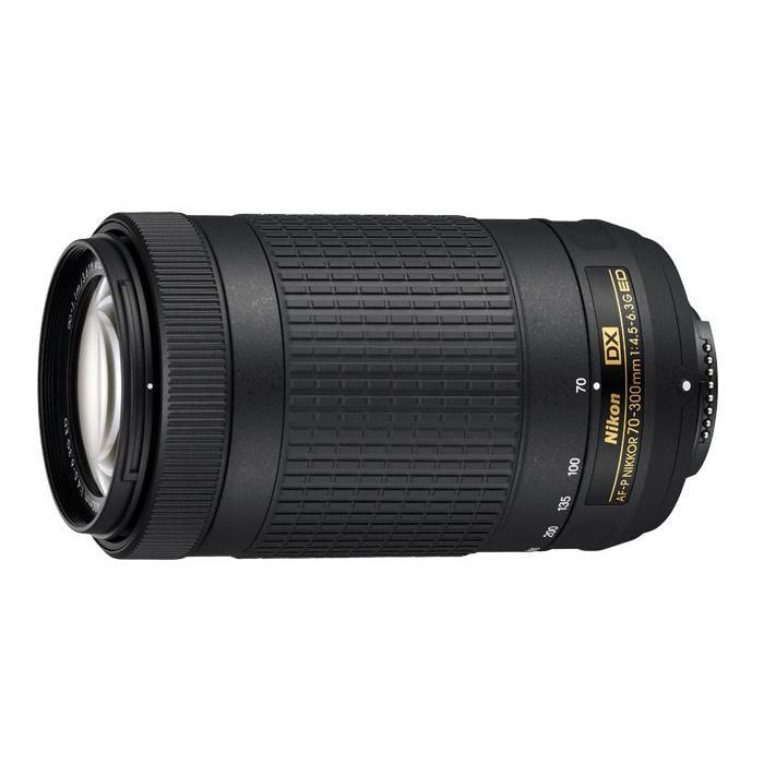 Nikon 70-300mm f/4.5-6.3G AF-P