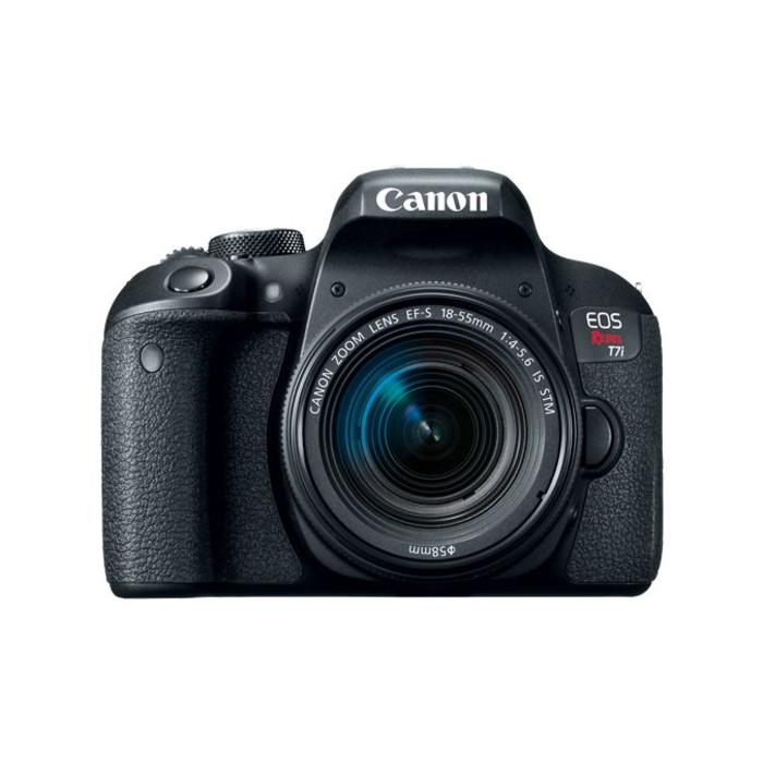 Canon EOS Rebel T7i w/ 18-55mm IS STM