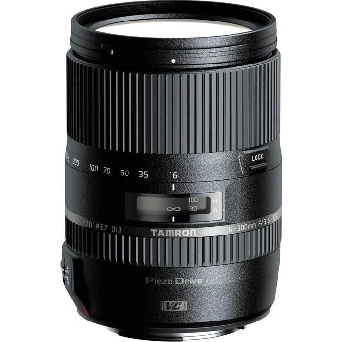 Tamron 16-300mm f/3.5-6.3 Di II VC PZD - Canon
