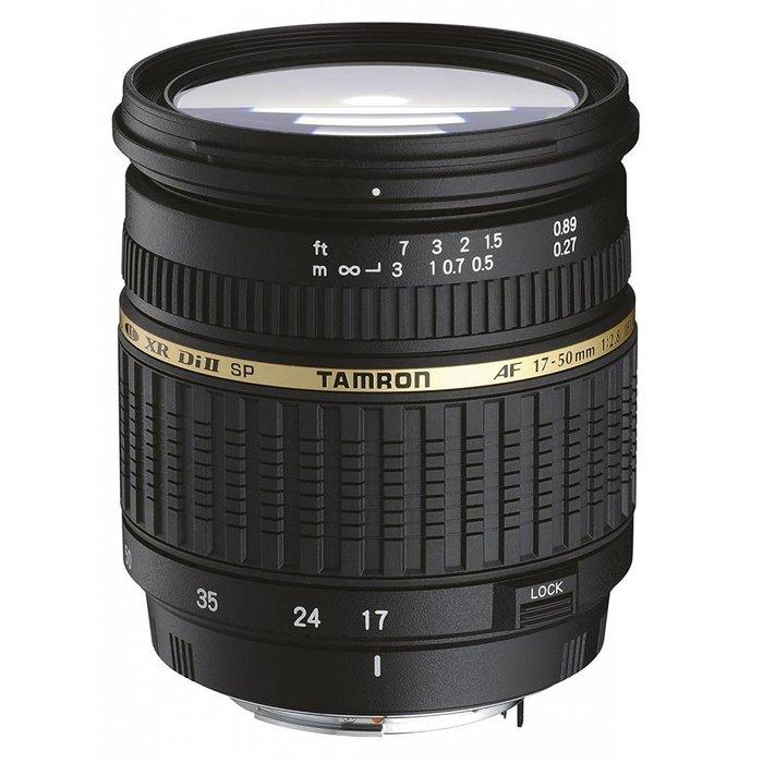 Tamron SP AF 17-50mm f/2.8 Di II - Canon
