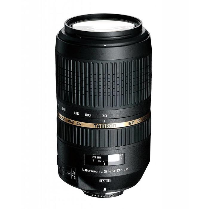 Tamron AF 70-300mm f/4-5.6 Di VC USD - Canon