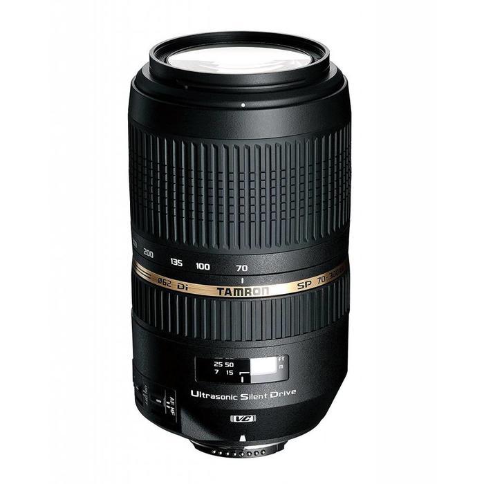Tamron AF 70-300mm f/4-5.6 Di II VC USD - Nikon