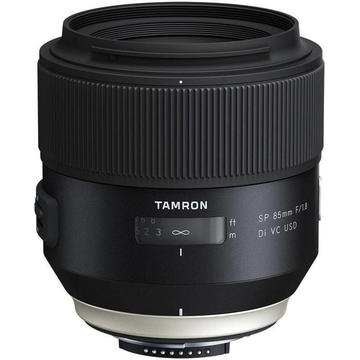 Tamron SP 85mm f/1.8 Di VC USD - Nikon