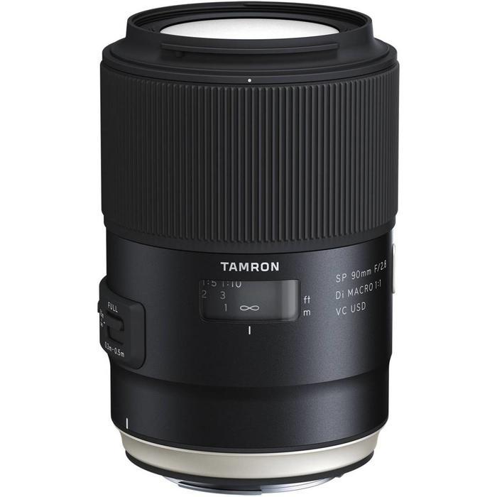 Tamron SP 90mm f/2.8 Di VC USD - Nikon