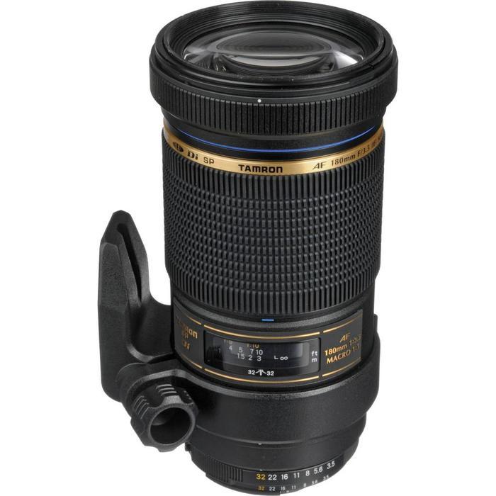 Tamron SP AF 180mm f/3.5 Macro Di - Nikon