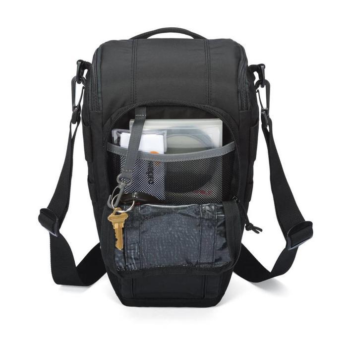 Lowepro Toploader Zoom 55AW II Blk