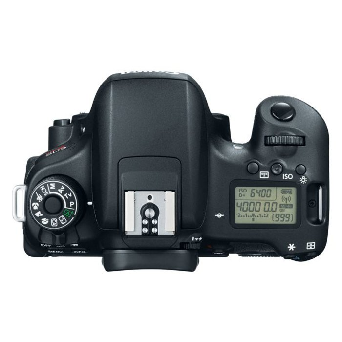 Canon EOS Rebel T6s w/18-135mm IS STM