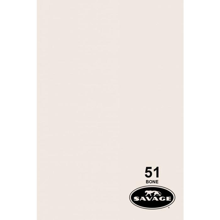 "Savage 107"" Seamless Paper Bone"