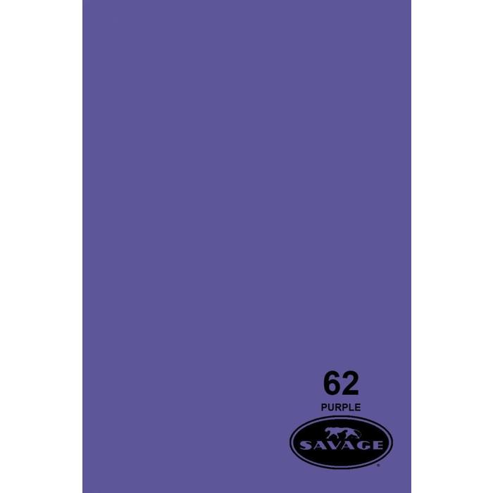 "Savage 107"" Seamless Paper Purple"