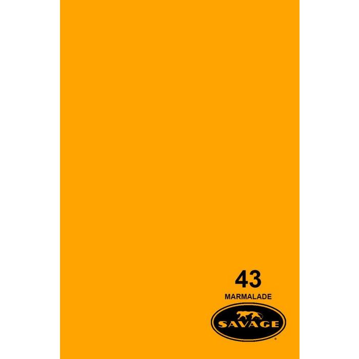 "Savage 53"" Seamless Paper Marmalade"