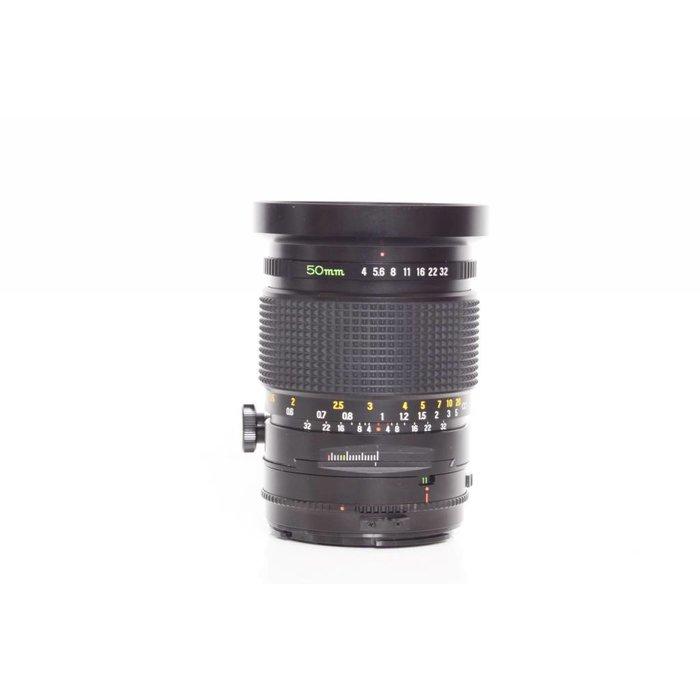 Mamiya-Sekor C 50mm f/4 Shift