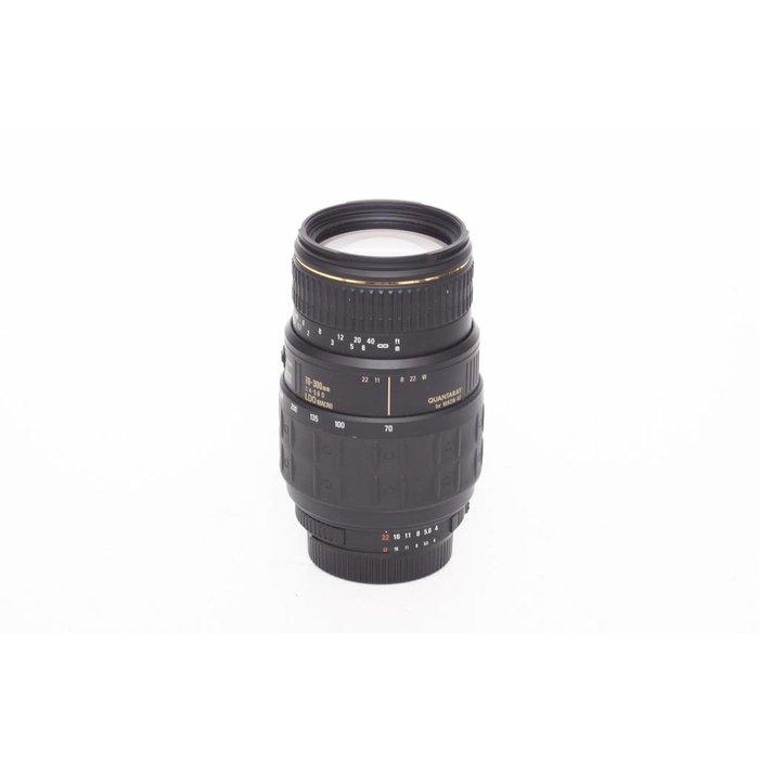 Quantaray 70-300mm f/4-5.6 D AF - Nikon